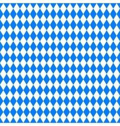 Oktoberfest background Blue background vector image