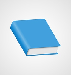 Colorful book icons vector