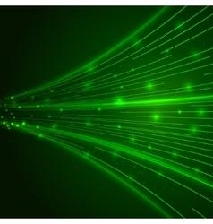 Futuristic digital background Technology vector image