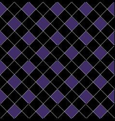 Halloween black seamless pattern design vector