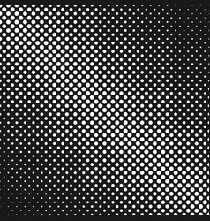 simple halftone dotted background pattern design vector image