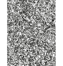 Distressed overlay texture of dry grass vector