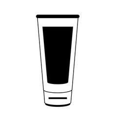ointemnt in bottle vector image