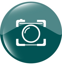 hipster photo icon Camera icon Photo vector image