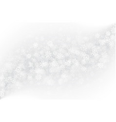 Frozen window glass effect vector