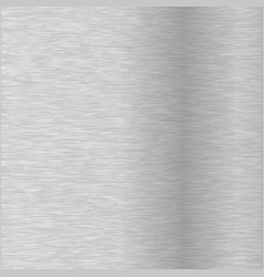 metal scratched background iron texture vector image