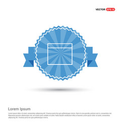 sticky note icon vector image