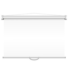 projection screen 02 vector image