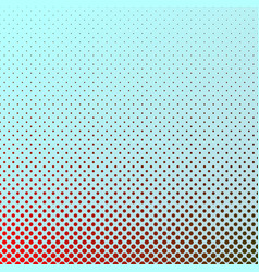 abstract halftone dot pattern background - vector image vector image