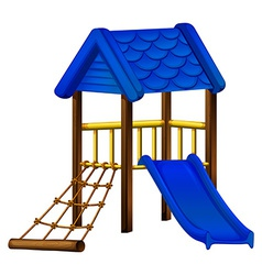 Playhouse vector image
