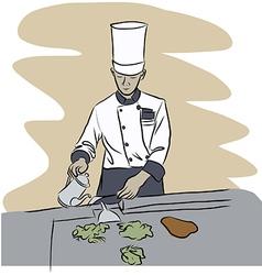 Chef2 vector