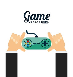 Control game vector