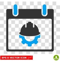 Development Calendar Day Eps Icon vector
