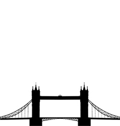Tower Bridge vector