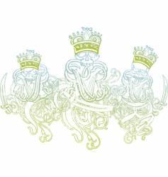 We 3 kings illustration vector