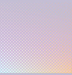 abstract geometric gradient halftone dot pattern vector image