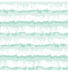 Blurry shibori striped tie dye background vector