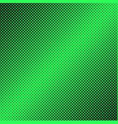 retro halftone polka dot pattern background vector image