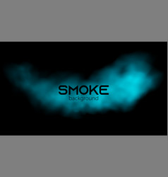 smoke background abstract design vector image