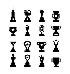 Trophy Icon vector image