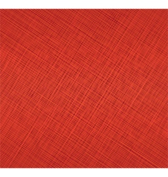 Abstract red textile vector