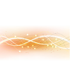 white background abstract technology vector image vector image