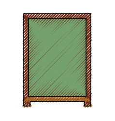 Board menu object vector