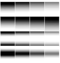 pixel abstract noise design template eps 10 vector image