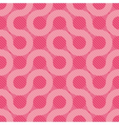 honeysuckle seamless background vector image