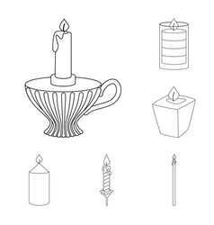 isolated object of source and ceremony sign vector image