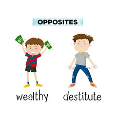 English opposite vocabulary word vector