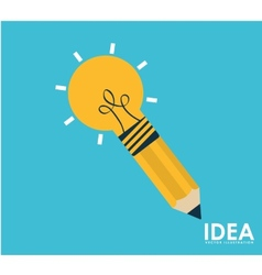 Idea icon vector