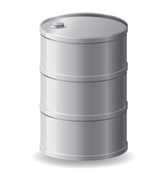 barrel 01 vector image