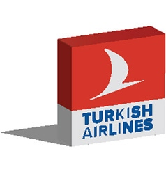 Turkish Airlines vector