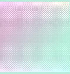 Retro gradient heart pattern background design vector