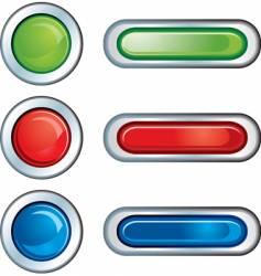 Buttons vector
