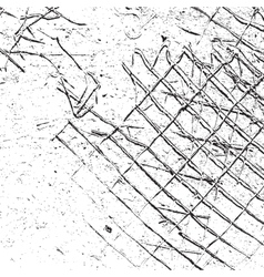 Grid Damaged Abstract vector image