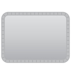 background with filmstrip frame vector image vector image