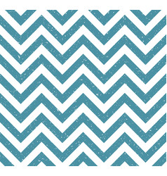 Blue grunge chevron pattern background vector