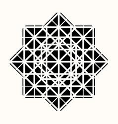 Sacred geometry 0116 vector