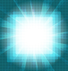 abstract background blue light vector image vector image