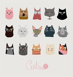 Cats 4123 vector