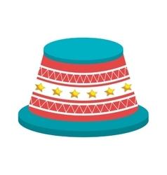 Circus carnival celebration cartoon design vector