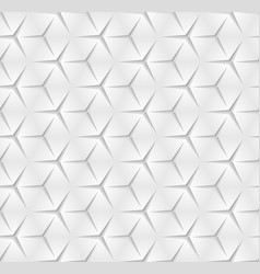 abstract monochrome seamless pattern geometric vector image