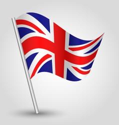 Flag uk vector