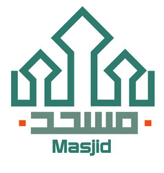 Masjid symbol vector