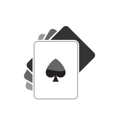 Poker-Cards-380x400 vector image
