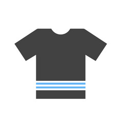 Plain t shirt vector