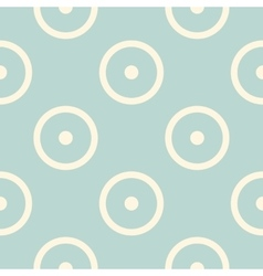 retro abstract vintage seamless pattern vector image