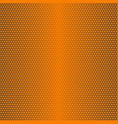 hexagon seamless pattern background no mesh no g vector image